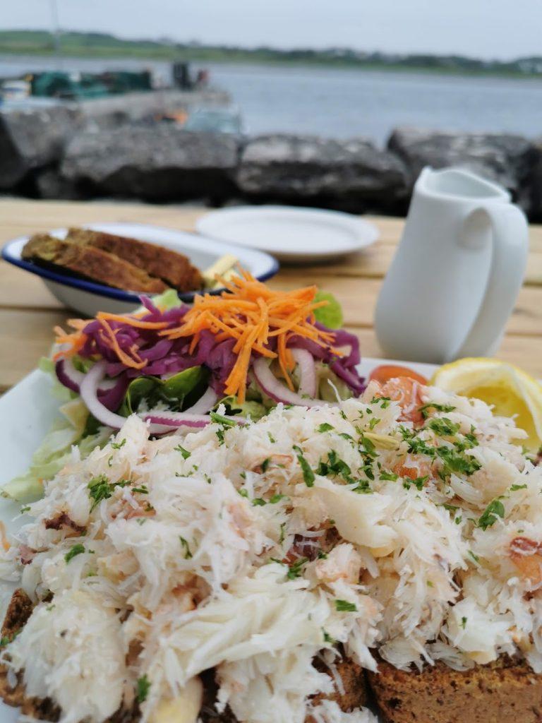 Crab sandwich, Linnane's